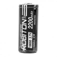 Аккумулятор ROBITON 18650-2200 mah