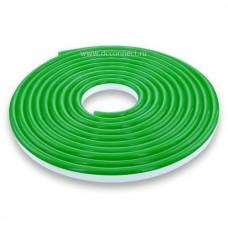 Гибкий неон зеленый цвет
