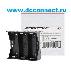 ROBITON Bh3x18650/pins с выводами для пайки PK1